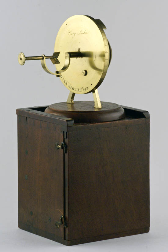 Wollaston type goniometer, Cary, London